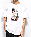 DGK Harvest camiseta blanca