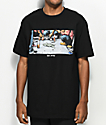 DGK Hustle Black T-Shirt
