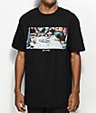 DGK Hustle camiseta negra