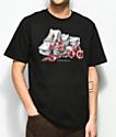 DGK Love Of Money Black T-Shirt