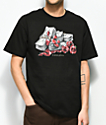 DGK Love Of Money camiseta negra