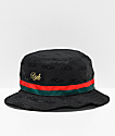 DGK Lux Black Bucket Hat