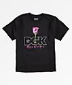 DGK Peaceful camiseta negra