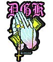 DGK Pray pegatina