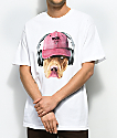 DGK Red Nose White T-Shirt