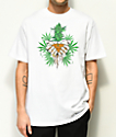 DGK Roots camiseta blanca