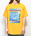 DGK Seascape camiseta dorada