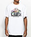 DGK Secure The Bag White T-Shirt
