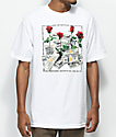 DGK Stacks White T-Shirt