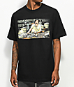 DGK The Boss Black T-Shirt