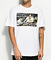 DGK The Boss White T-Shirt