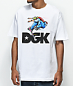 DGK The Future White T-Shirt