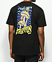 DGK Trippin' Black T-Shirt