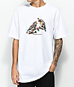 DGK Two Birds camiseta blanca