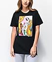 DGK Weeping Girls Black T-Shirt