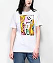 DGK Weeping White T-Shirt