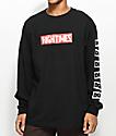 DGK X High Times Black Long Sleeve T-Shirt