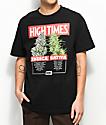 DGK X High Times Options Black T-Shirt