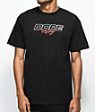 DOPE Burnout Black T-Shirt