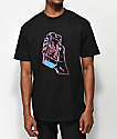 DROPOUT CLUB INTL. x Heavy Slime Trust Black T-Shirt