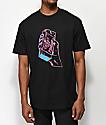 DROPOUT CLUB INTL. x Heavy Slime Trust camiseta negra