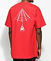 DROPOUT CLUB INTL. x Kyle Web camiseta roja
