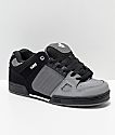 DVS Celsius Deegan Charcoal & Black Skate Shoes