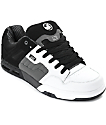 DVS Enduro Heir Black, Charcoal & White Skate Shoes