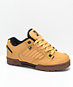 DVS Militia Snow Tan Nubuck Shoes