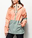 Dakine Coastal Juniper Melon 10K chaqueta de snowboard