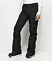 Dakine Westside 10k pantalones de snowboard en negro
