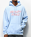 Danny Duncan Virginity Rocas Light Blue Hoodie