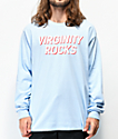 Danny Duncan Virginity Rocks Light Blue Long Sleeve T-Shirt
