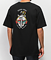 Dark Seas Avalon Black T-Shirt