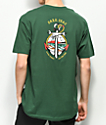Dark Seas Avalon Forest Green T-Shirt