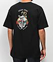 Dark Seas Avalon camiseta negra