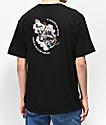 Dark Seas Black Rose T-Shirt