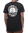 Dark Seas Cold Current camiseta negra