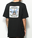 Dark Seas Destroyer Black T-Shirt