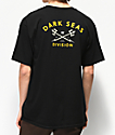 Dark Seas Headmaster camiseta negra