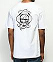 Dark Seas Last Trip White T-Shirt