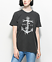 Dark Seas Lost Love Dusty Black T-Shirt