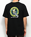 Dark Seas Lounge Time Black T-Shirt