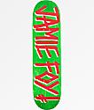 "Deathwish Foy Gang Name 8.38"" tabla de skate"