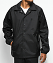 Deathworld Black Mamba Black Coaches Jacket