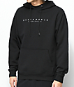 Deathworld Feral Hands Black Hoodie