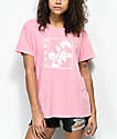 Desert Dreamer Dream Team camiseta rosa