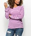 Desert Dreamer Forgive & Foreget Lavender Long Sleeve T-Shirt