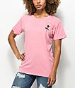 Desert Dreamer Good Intentions Pink T-Shirt