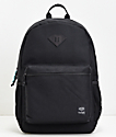 Diamond Cutlet Black Backpack